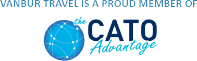 VANBUR Travel is a proud member of CATO Advantage