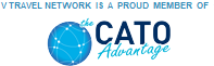 V Travel Network is a proud member of CATO